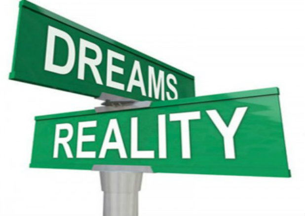 A Poem – Dreams and Reality