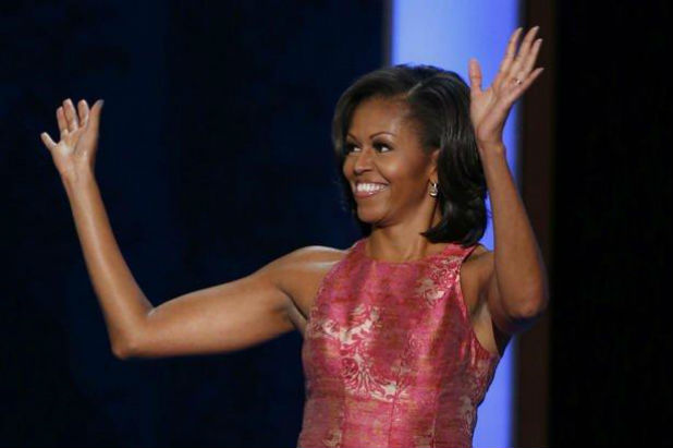 Michelle Obama's speech at the 2012 Democratic National Convention