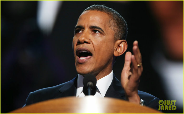 Barack Obama's Speech at the 2012 Democratic National Convention