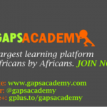 AFRICA – LEARNING ON THE GO