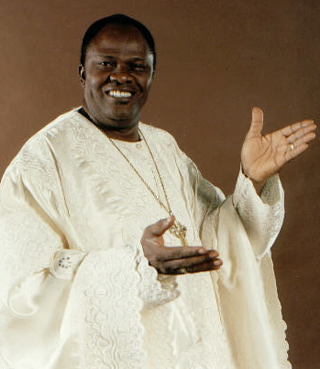 Image result for Archbishop Benson Andrew Idahosa