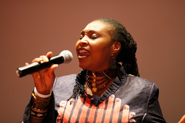 "Yvonne Chaka Chaka- The ""Umqombothi"" Princess Of Africa!"