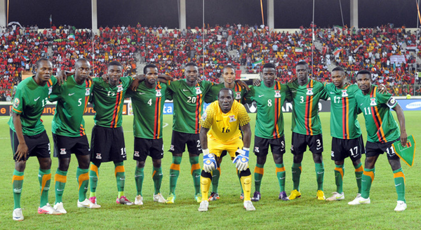 Image result for zambian national team