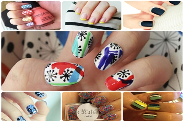 10 Most Sought After Nail Art Trends of 2013