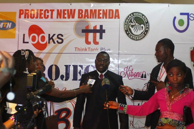 Project New Bamenda Official Launching: Pictures, Sights and Sounds>>>