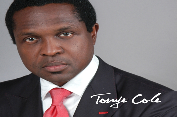 Tonye Cole: MD, Sahara Group, Entrepreneur and Change Agent