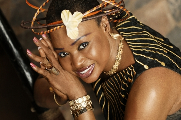 "Grammy Winner, Oumou Sangare says ""Hard Work Pays!!!"""