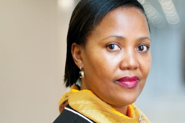 "South Africa's Gugu Msibi says, ""Get Involved in What Is Going on around You!"""