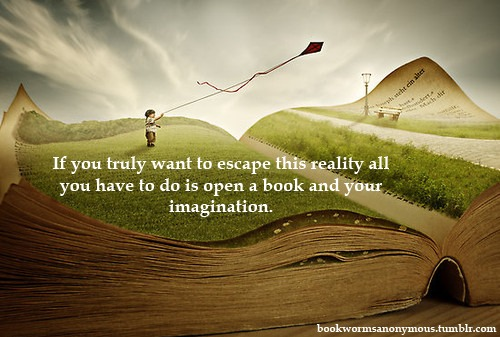 Open a book and your imagination... - Konnect Africa