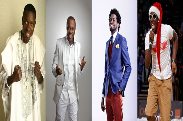 The Top 20 Comedians from West Africa in 2013!