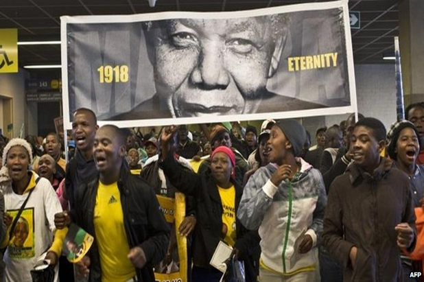 #Mandela Memorial: World Leaders Converge, Give Tribute…