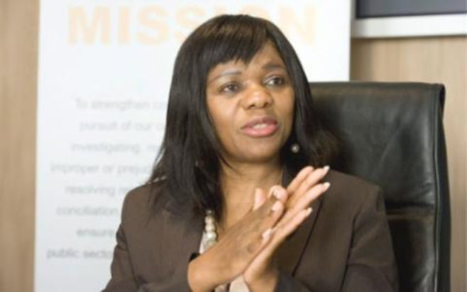 Thulisile Madonsela- the Purpose Driven Ombudsman