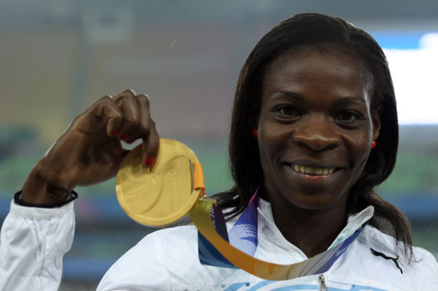 Amantle Montsho- Top-Class Sprinter Like no Other.