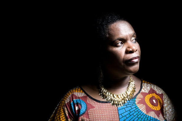 Betty Makoni- Once a Victim, Now a Voice for the Sexually Abused.