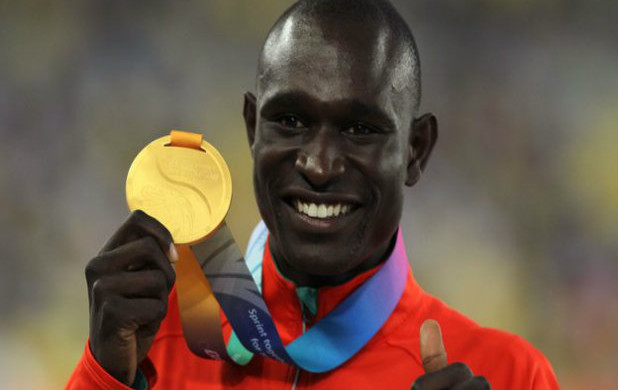 David Lekuta Rudisha – Africa's Winning Man.