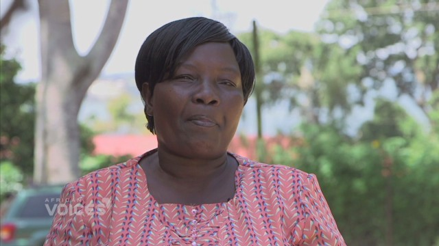 Gladys Kalibala – Supporting Lost and Abandoned Children In Uganda