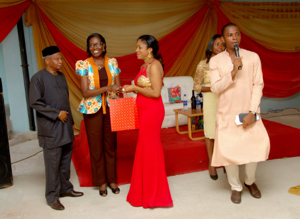 """The """"Against all Odds, I Know an Amazing Nigerian Woman"""" Writing Competition Awards Ceremony"""