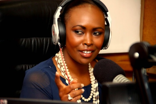 Caroline Mutoko- The Media Power Woman with an Unparalleled Drive.