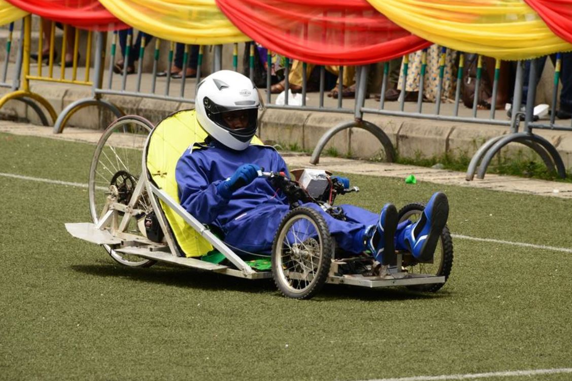 Nigerian Undergraduates Test Self-built Cars in Lagos for Shell Eco-marathon