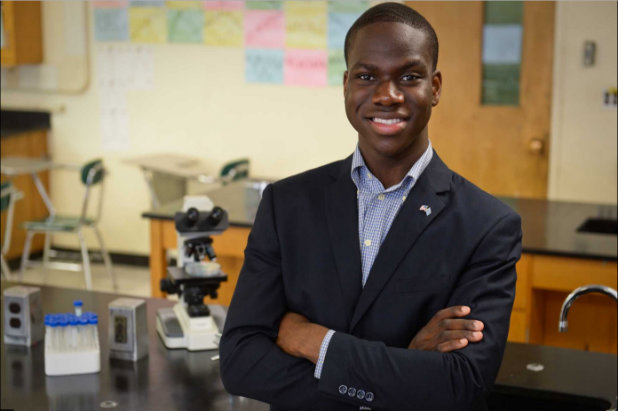 Harold Ekeh- The Most Wanted Teen! He has been Accepted into all Eight Ivy League Schools.