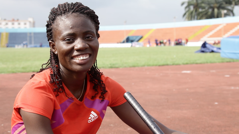 Celebrating Nigeria's High Jump Queen, Doreen Amata as she Hits New Record.