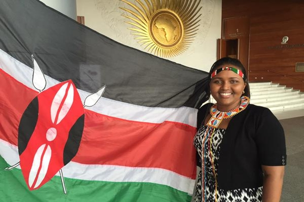 Senator at 30: Kenya's Naisula Lesuuda is Breaking Boundaries and Advocating for the Girl-Child
