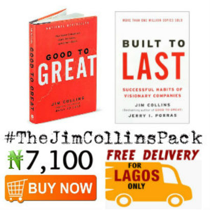 The Jim Collins Pack