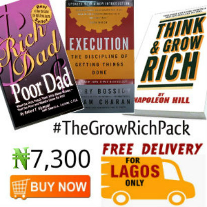 The Grow Rich Pack