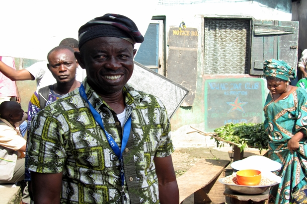 10 Things You Should know About Award-Winning Filmmaker, Tunde Kelani