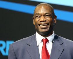 Dikembe Mutombo is the Most Generous Athlete in the World