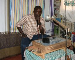 Nathan Kirui Invented a Radio Station in His Bedroom and He Hasn't Even Gone To College!