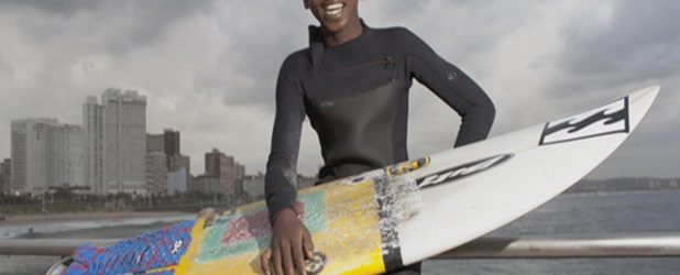 Ntando Msibi- From Street Kid to Pro Surfer.