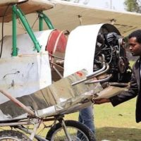 How Asmelash Zerefu Built his own Aircraft Despite Being Rejected by the Aviation Academy.