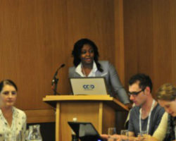 Seun Omobo- First African Chairperson of the International Pharmaceutical Federation – Young Pharmacists' Group (FIP-YPG)