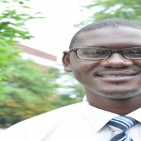 """Momodou """"Inkeh"""" Bah is Gambia's Youngest Elected Person and anAdvocate for the Less Privileged."""