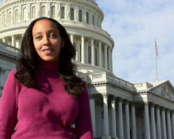 Haben Girma- Harvard Law's First Deaf-Blind Graduate and her Passion for Advocacy