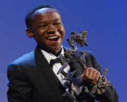 Abraham Attah- From Street Vendor to Movie Star.