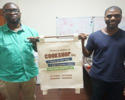 How ICT is Driving Online Food Delivery in Liberia: The CookShop.Biz Story