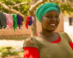 When the Problem Becomes the Big Idea. Meet Jamila Mayanja: CEO of J Mobile Laundry Services