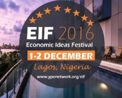 Economic Ideas Festival 2016 to be held in Lagos