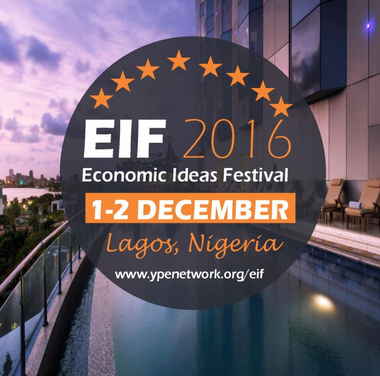 Economic Ideas Festival Lagos 2016