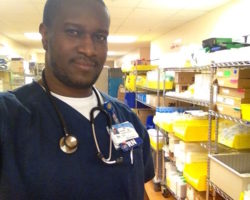 """From Business to Nursing- How Amaechi """"George"""" Ozor Beat the Odds to Excel in his Career"""