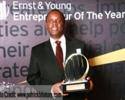 How Patrick Bitature broke the Backbone of Poverty through Entrepreneurship